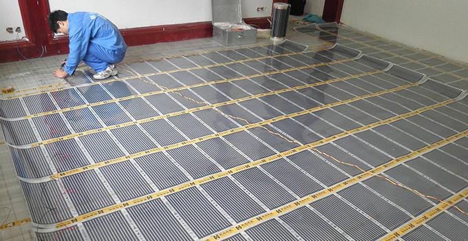 装修经验 水电阶段 电热膜地暖安装步骤你了解吗?