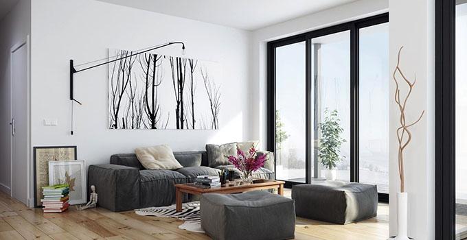 北欧家装风格设计要素以及美学特点介绍