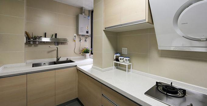 橱柜 厨房 家居 设计 装修 680_350