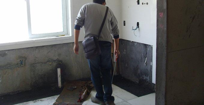 墙面瓷砖施工工艺流程