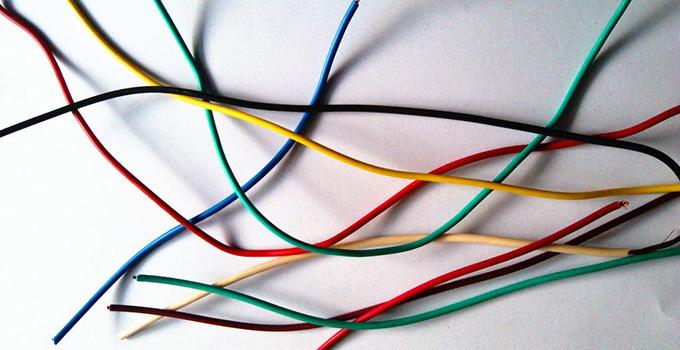 bv线标准接线图