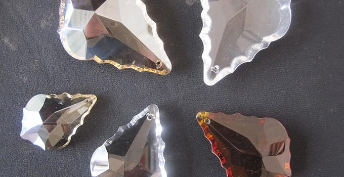 水晶灯饰配件怎么选?水晶灯饰配件知识介绍