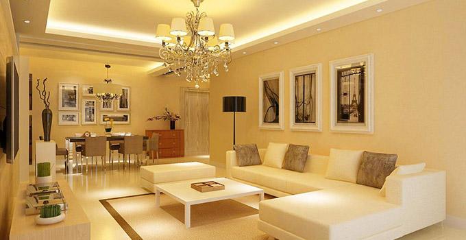 中户型房子装修设计 三室二厅完美家居