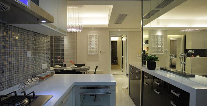 厨房瓷砖设计时该注意啥?
