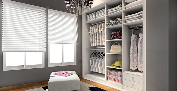 巧妙设计衣柜空间,让你生活的空间大!大!大!