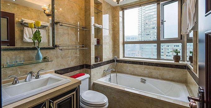 浴室瓷砖铺贴怎样做才不容易脱落?有哪些小技巧?