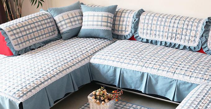 布艺沙发罩制作材料有哪些?