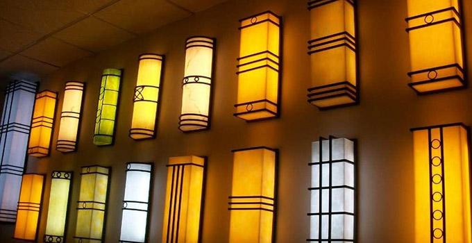 超详细的壁灯安装过程,灯座固定要注意安全哦!