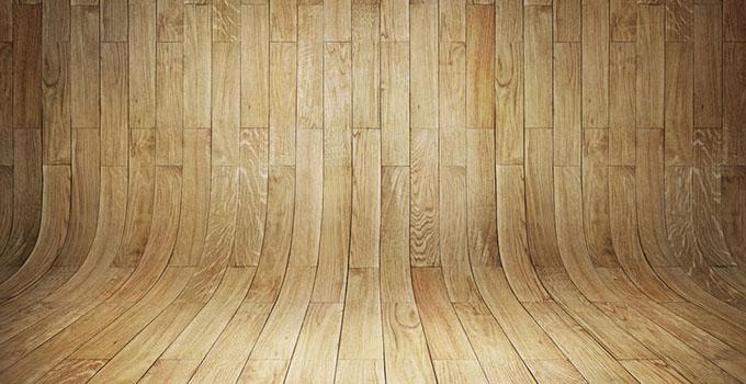 木地板背景墙施工,一定要做好防水防潮!
