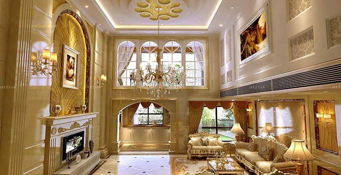 别墅景观装修设计,八个细节让你的别墅与众不同!