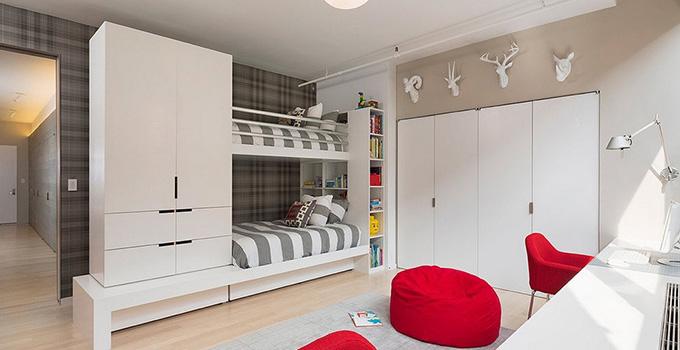 小户型装修设计,让家变大不再是梦想!