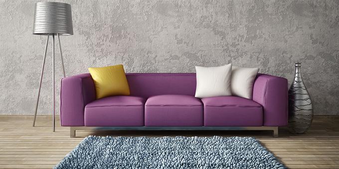 沙发抱枕怎么搭配才好看?布艺沙发如何选?