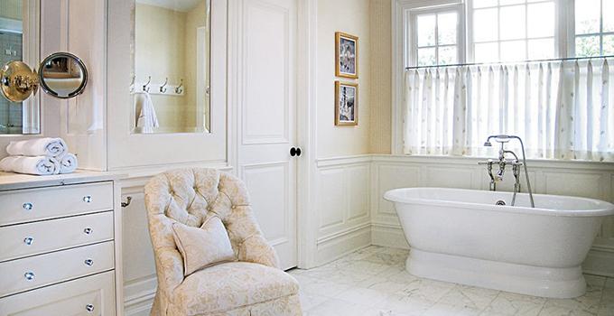 不同类型浴缸的安装方式不一样哦,你学会了吗?
