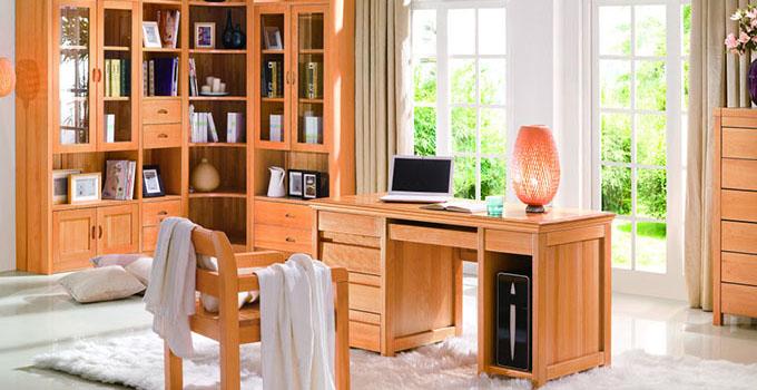 实木书桌选购,实木书桌安装注意事项讲解