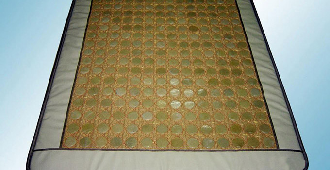 岫玉床垫是什么?岫玉床垫的保健功能