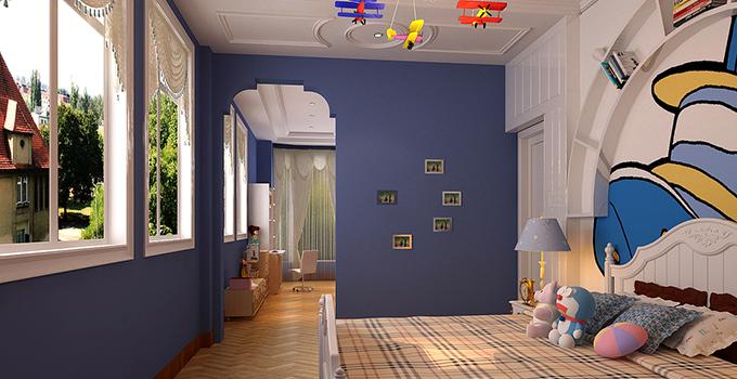 多样的手绘涂鸦墙,增添不一样的生活色彩