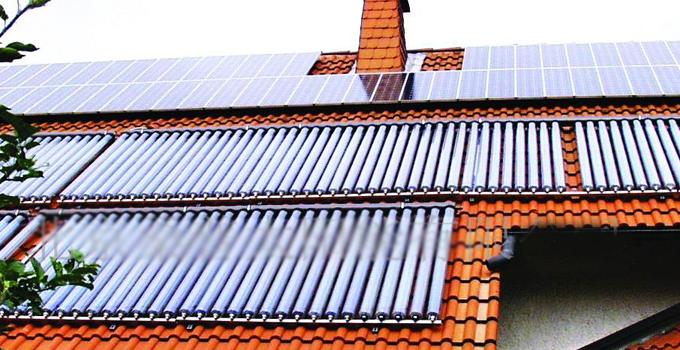 太阳能取暖设备的优点及安装要求