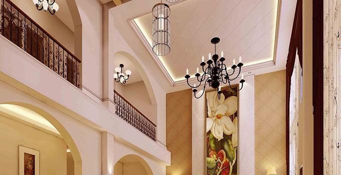 复式楼客厅吊灯的风格以及选购知识