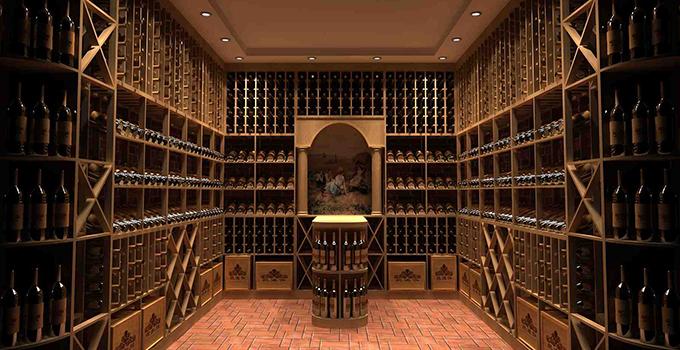 你家别墅有酒窖吗?别墅酒窖设计的三个要点你可不要忘记哦!