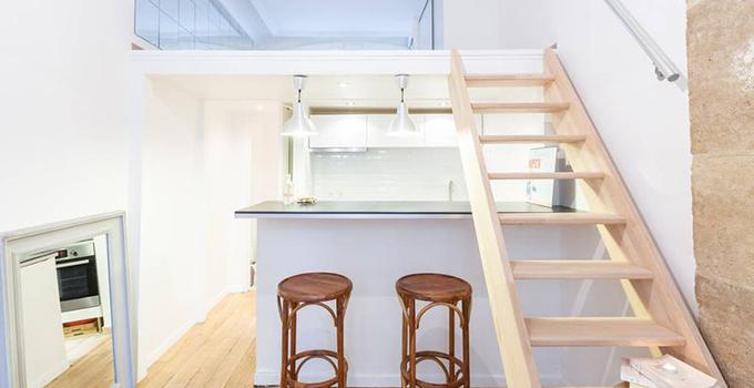 阁楼楼梯尺寸标准知多少?安装有哪些注意事项?