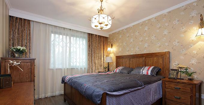 打造美式田园风格卧室,美式田园卧室装修风格详解