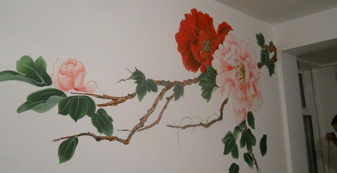涂鸦墙手绘的分类及其同类产品的优缺点比较