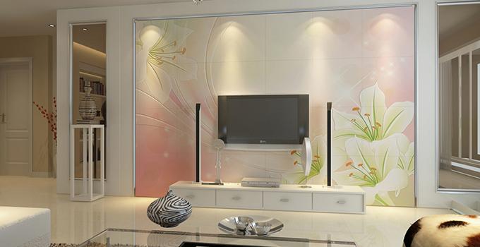 最全客厅电视背景墙装饰材料大盘点