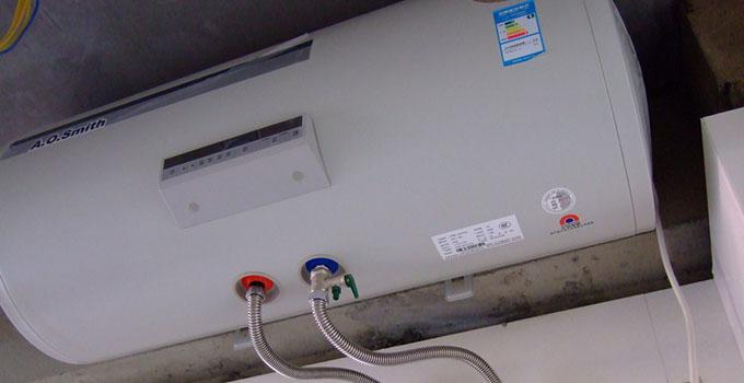 AO史密斯热水器安装,服务真的还挺贴心