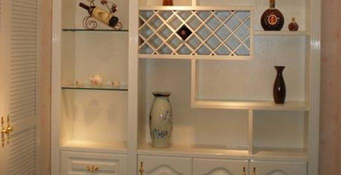 比如说家装酒柜设计,现在很多网友都喜欢使用欧式图片