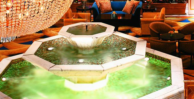 室内水景喷泉是什么?怎么建造的?