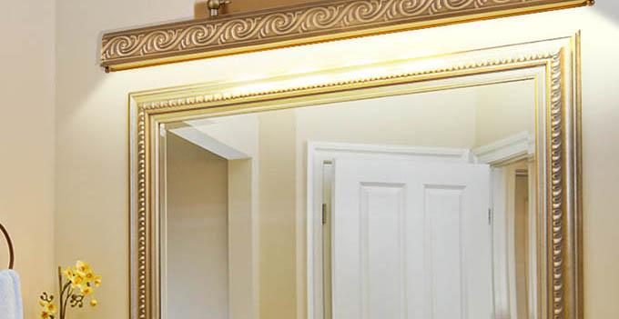 卫生间镜前灯怎么清洁保养?