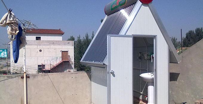 什么是太阳能整体浴室?太阳能整体浴室优点