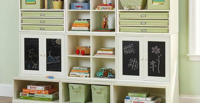 家居收纳有方法 充分利用客厅卧室空间