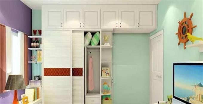 卧室衣柜这样放,轻松搞定全户型!