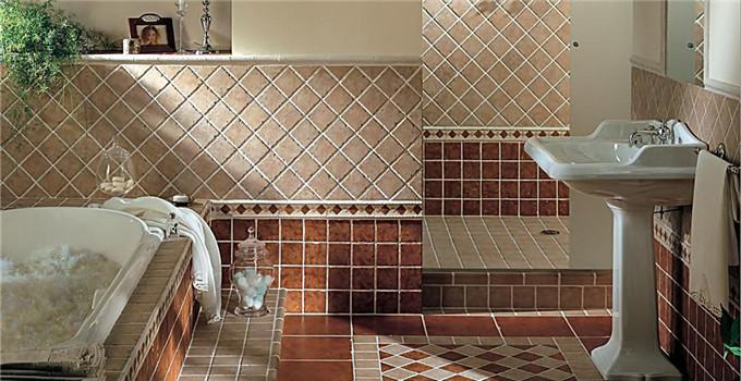 如何挑选卫生间瓷砖?哪种比较好?