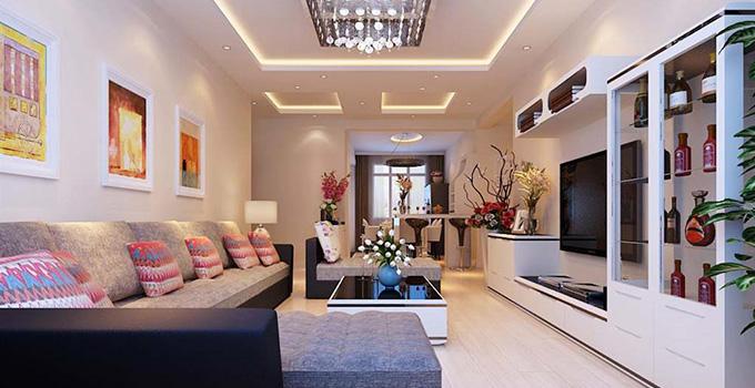 不同风格的100平米的房子装修项目大全