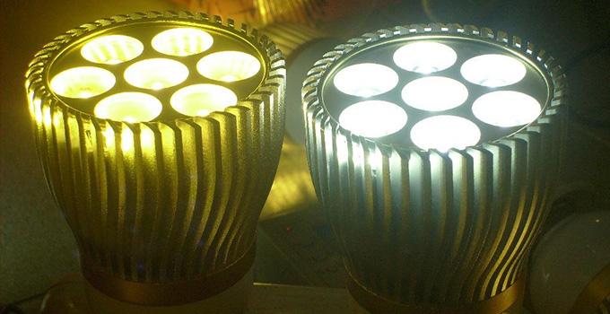 LED射灯坏了怎么修?小编来教您