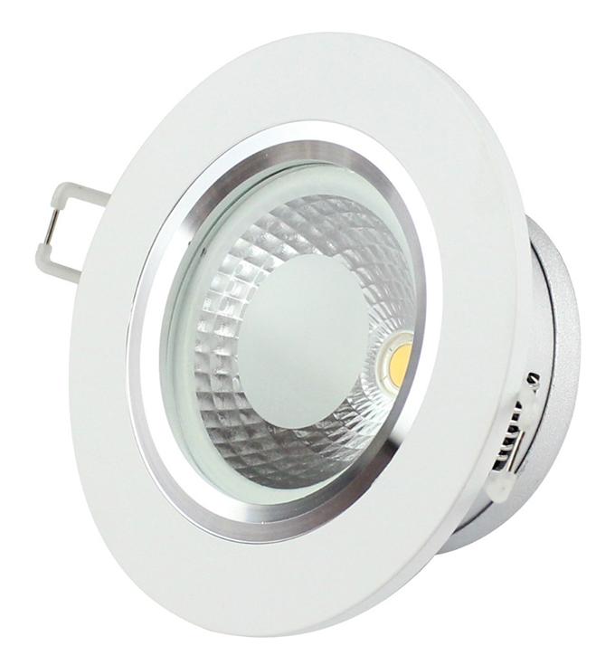 筒灯价格是怎样的?筒灯尺寸有哪些?
