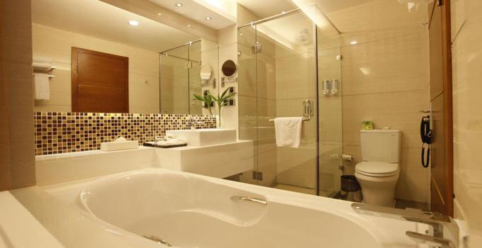 浴室装潢怎么做?整体浴室装潢步骤全解