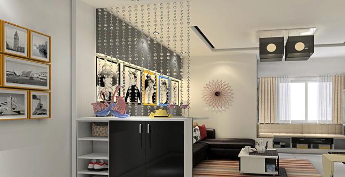 省钱时尚两不误 小户型空间创意设计