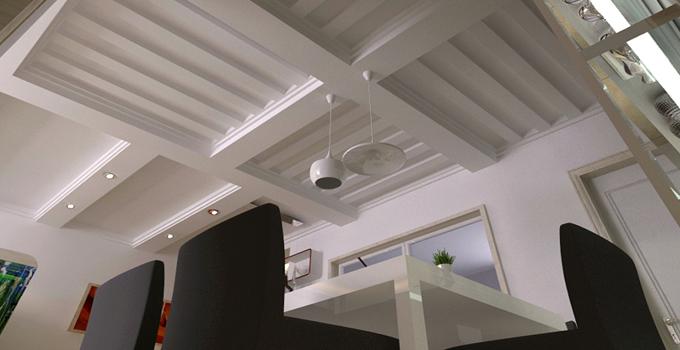 装修看过来 天花板装修风格及价格全解