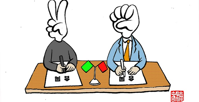 裝修知識簽署合同,這些你必須掌握