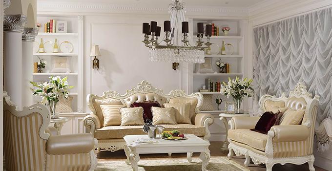 好看难保养?白色实木欧式家具保养方法