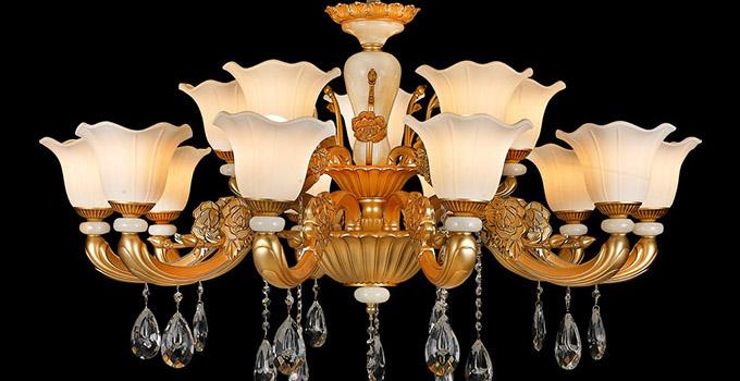 怎样购买水晶灯?十大水晶吊灯品牌