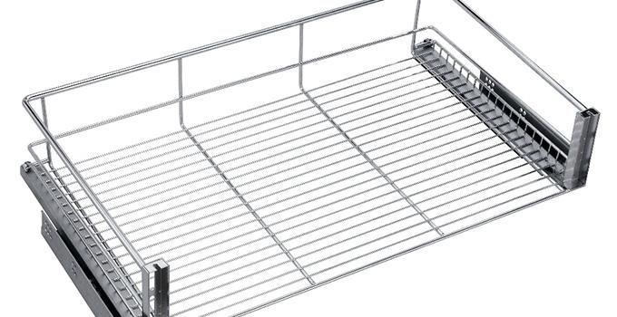 橱柜拉篮尺寸和选购方法介绍