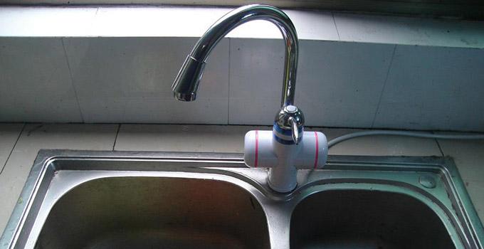 奥特朗电热水龙头价格,厨房水龙头价格啥样?