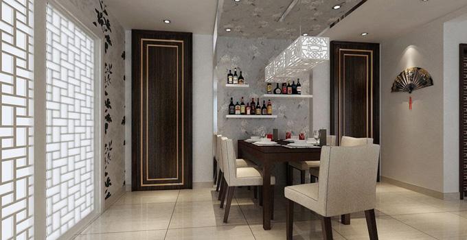 导语:餐厅隔断屏风是餐厅与客厅的一种隔断方式