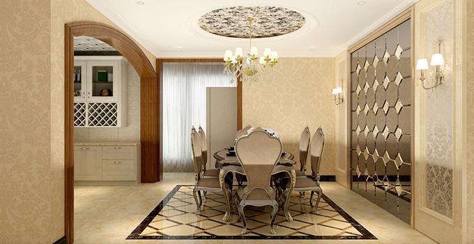 墙面大整改技巧 餐厅墙面怎么装饰?