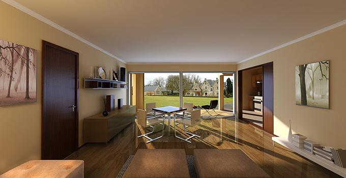 更具有实用性。因为装门不仅保证了空间的私密性、安全性,还可以阻挡灰尘。如果没有装门,从客厅直接看向阳台一点都没美观,户外的灰尘很容易到客厅里,保温性能也差。 阳台客厅隔断:从家居实用性来看:  对于家居生活中,在阳台与客厅之间安装一个推拉门,非常具有实用性。首先冬季,天气比较冷,有一扇门可以遮风挡雨,避免雨水的侵袭。另外冬天天气寒冷,有了门作为隔断,室内也会暖和很多。其次夏季,天气比较炎热,有一扇门可以起到一定的隔热作用。一般家里夏天客厅都会开空调,推拉门拉上,才可以保证客厅室内的制冷效果。 阳台客厅隔断