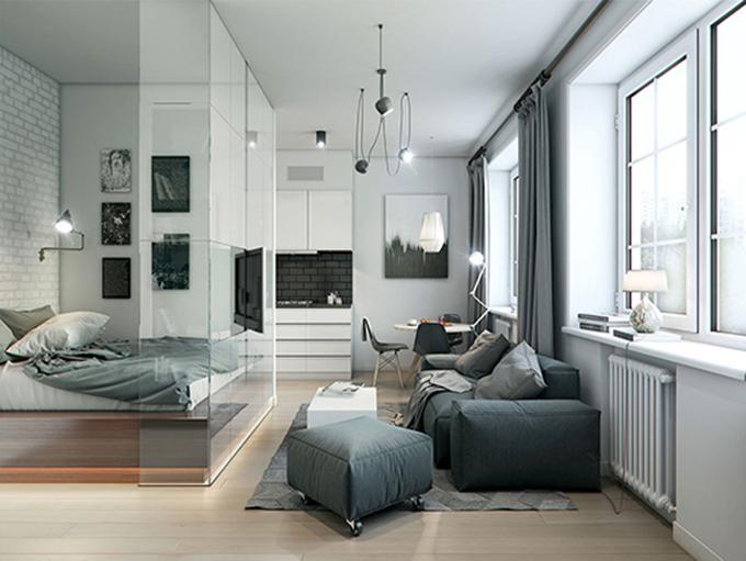 玻璃隔断电视墙设计有哪些注意事项?